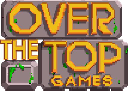 Over the Top Games Logo