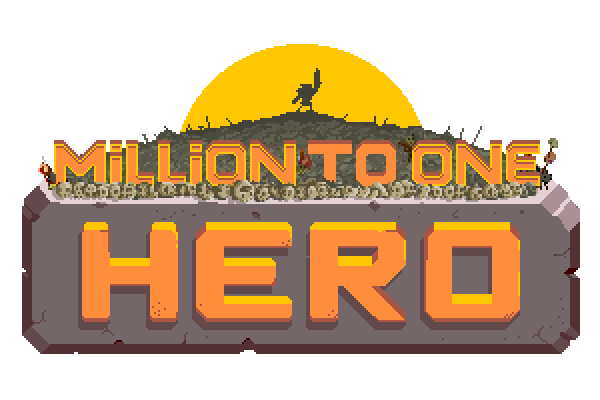 Million to One Hero Logo